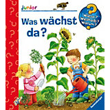 WWW junior Was wächst da?