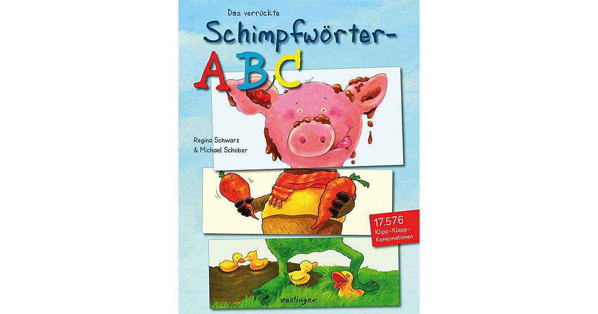 Buch - Das verrückte Schimpfwörter-ABC