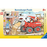 Frame Jigsaw - 15 Pieces - My Digger