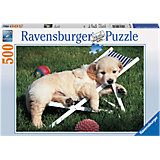 Jigsaw, 500 Pieces, Golden Retriever