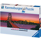 Jigsaw of San Francisco Golden Gate Bridge - 1000 Pieces