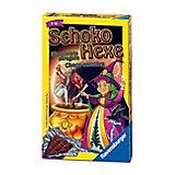 Mitbringspiel Schoko Hexe