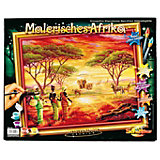 Paint by Numbers: Picturesque Africa