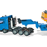 SIKU 1847 Heavy Load Transporter with Low Bed Trailer 1:87