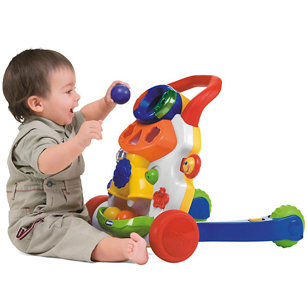 Lauflernwagen in mobil chicco mytoys
