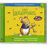 CD Leo Lausemaus 01 (...will nicht essen)