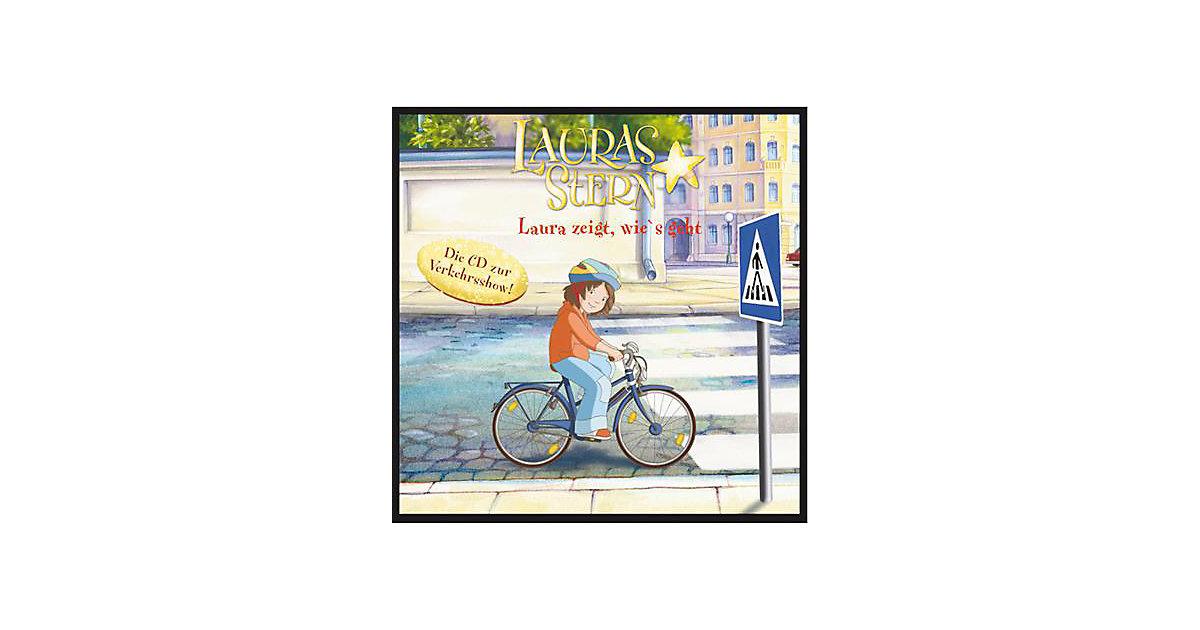 CD Lauras Stern - zur Verkehrsshow