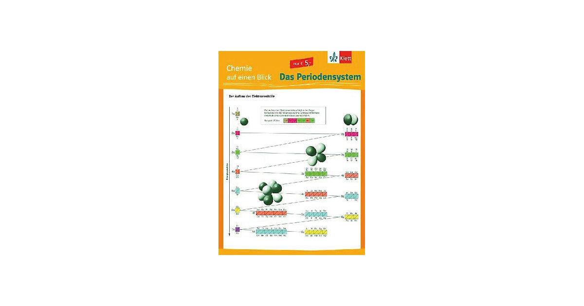 Buch - Chemie auf einen Blick - Das Periodensystem