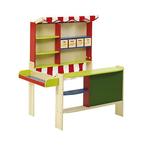 kaufladen mit tafel roba mytoys. Black Bedroom Furniture Sets. Home Design Ideas