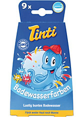 Tinti - Badewasserfarbe, 9-er Pack