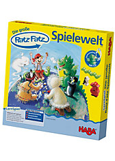 HABA 4540 Ratz-Fatz-Spielwelt