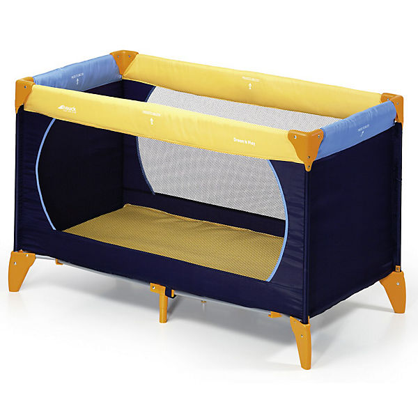 Reisebett Dream'n Play, yellow