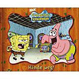 SpongeBob Schwammkopf Geschichtenbuch: Hände weg!