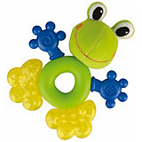 Teether and Toy Figure Frog with Ice Gel