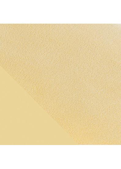 Stillkissen Plüschmond, ca. 140 cm, gelb