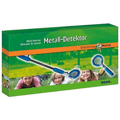 Expedition Natur Metall-Detektor