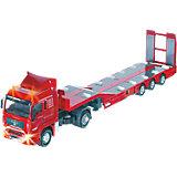 SIKU 6721 CONTROL 32 R/C MAN Truck-Trailer + Remote Control, Scale 1:32
