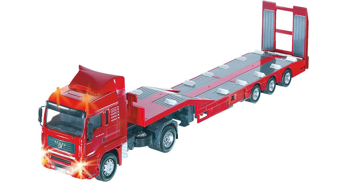 6721 Control 32 RC - Truck MAN LKW Tieflader 1:32
