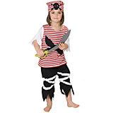 Kostüm Little Pirat, 3tlg