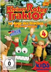DVD Kleiner Roter Traktor 04 (Im Auge des Drachen)