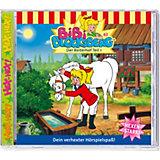 CD Bibi Blocksberg 43 (Der Reiterhof 01)