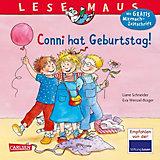 Lesemaus: Conni hat Geburtstag!