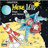 CD Hexe Lilli: Fliegt zum Mond
