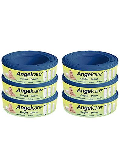 Nachfüllkassette für Angelcare® Windeleimer, 6er Packung