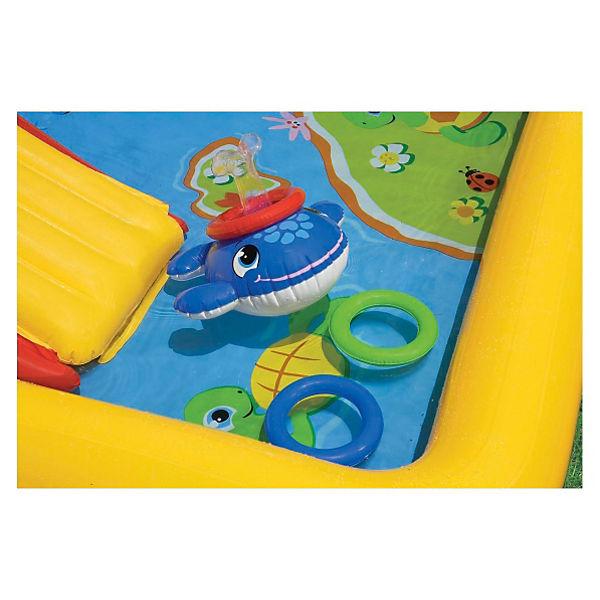 """Детский надувной игровой комплекс """"Океан"""", Intex"""