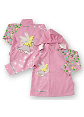 PLAYSHOES Kinder Regenjacke Fee