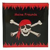 Freundebuch Pirat