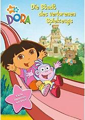 DVD Dora: Die Stadt des verlorenen Spielzeugs