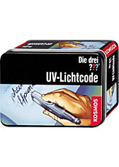 Die drei ??? UV-Lichtcode