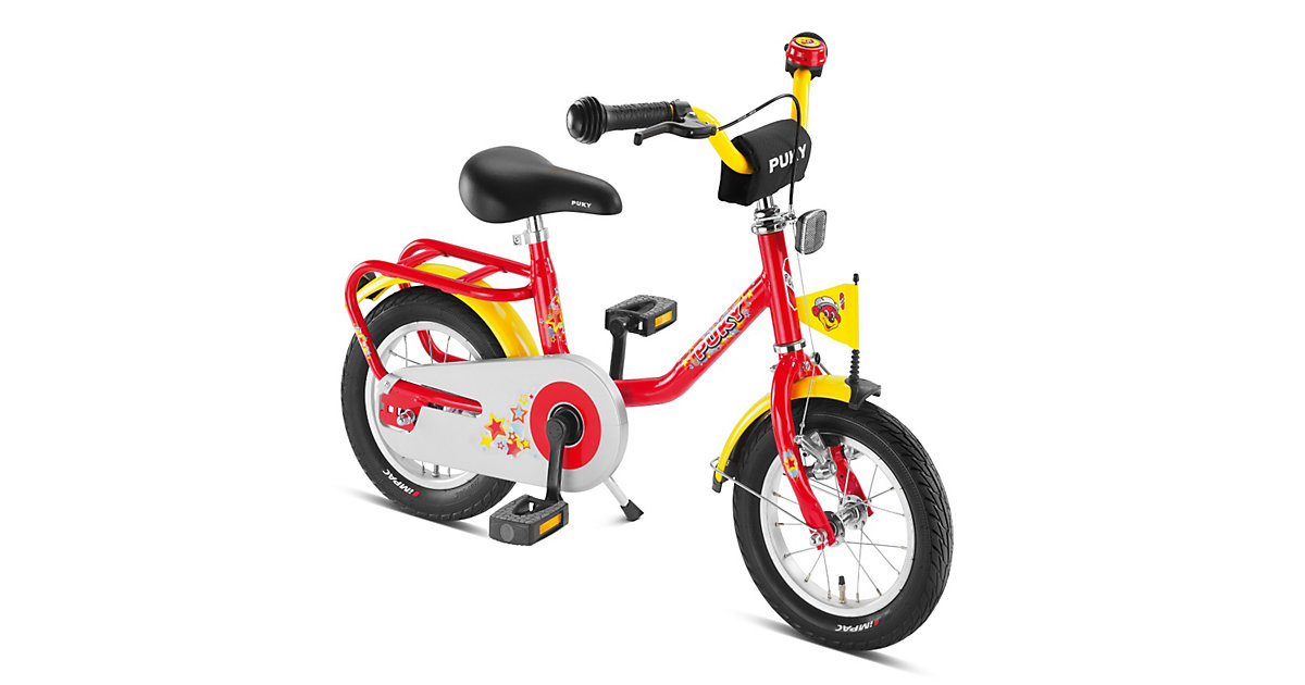 Fahrrad Z 2, 12,5 Zoll, rot