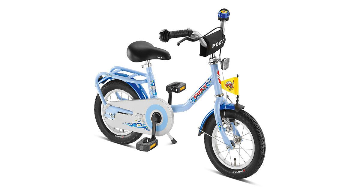 Fahrrad Z 2, 12,5 Zoll, Ocean Blue hellblau