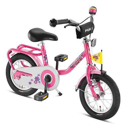 PUKY Fahrrad Z 2, 12,5 Zoll, Lovely Pink pink