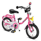 PUKY Fahrrad Z 2, 12,5 Zoll, Lovely Pink