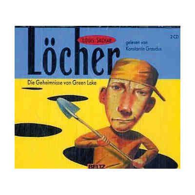 Löcher, 3 Audio-CDs
