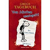 Gregs Tagebuch 1: Von Idioten umzingelt!