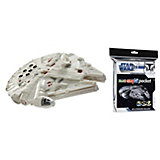 "Revell Modellbausatz ""easykit"" Star Wars Millennium Falcon easykit pocket"