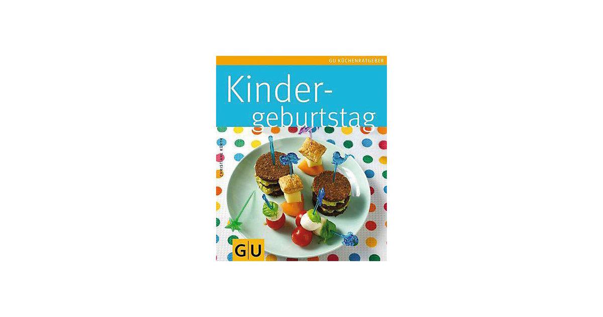 Buch - Kindergeburtstag