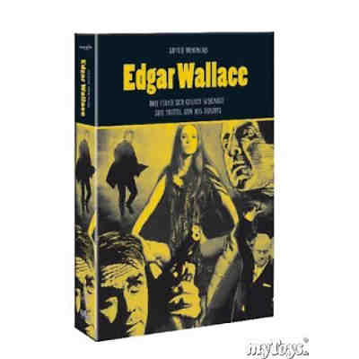 DVD Edgar Wallace Collection (2 DVDs)