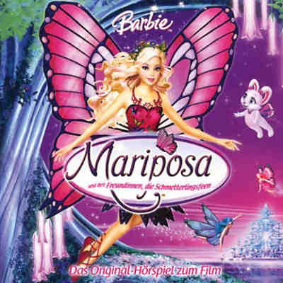 CD Barbie: Mariposa, die Schmetterlingsfee