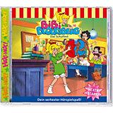 CD Bibi Blocksberg 16: Das Schulfest