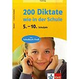 200 Diktate wie in der Schule, 5.-10. Schuljahr
