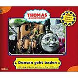 Thomas & seine Freunde, Duncan geht baden