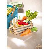 HABA 3818 Gemüsekiste mit Inhalt, Stoff