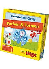 HABA 4652 Meine ersten Spiele - Farben und Formen