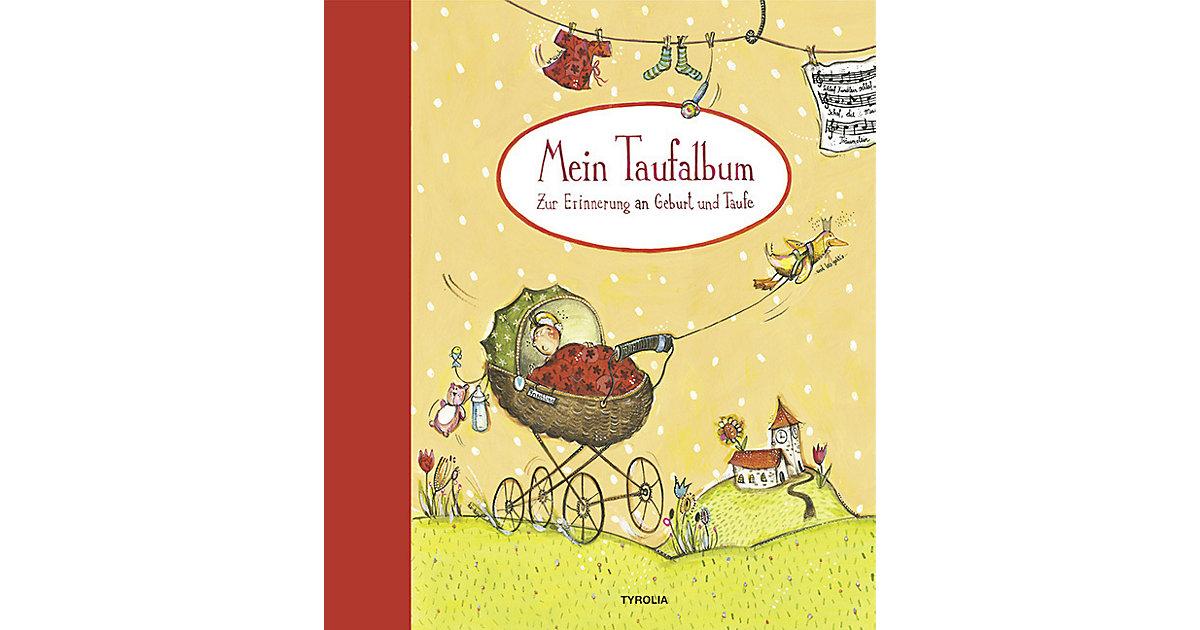 Buch - Mein Taufalbum - Zur Erinnerung an Geburt und Taufe