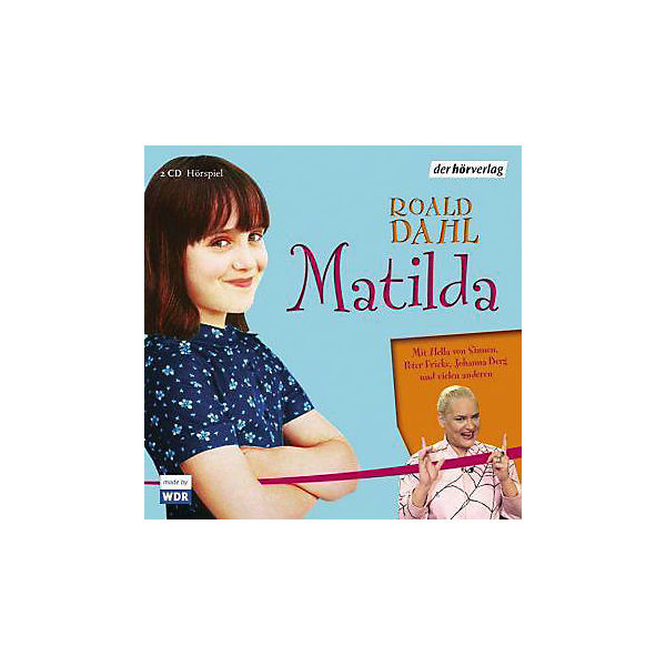 Matilda, 2 Audio-CDs